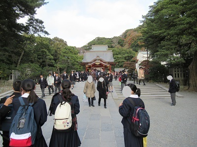 鶴岡八幡宮2