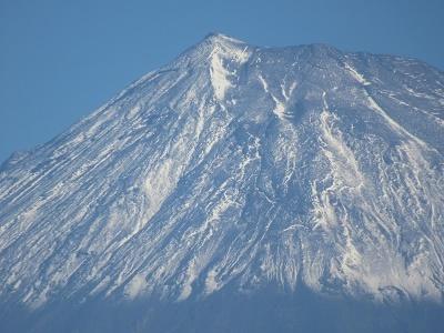 今日の富士山2