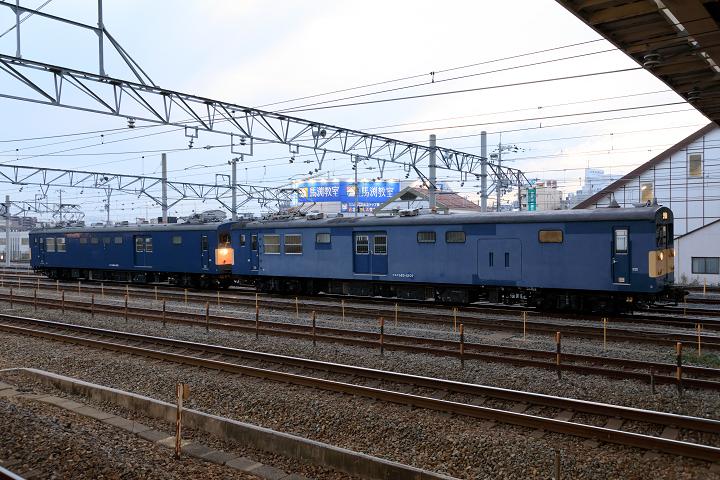 クモヤ145-939s