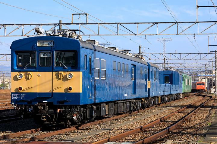 クモヤ145-965s