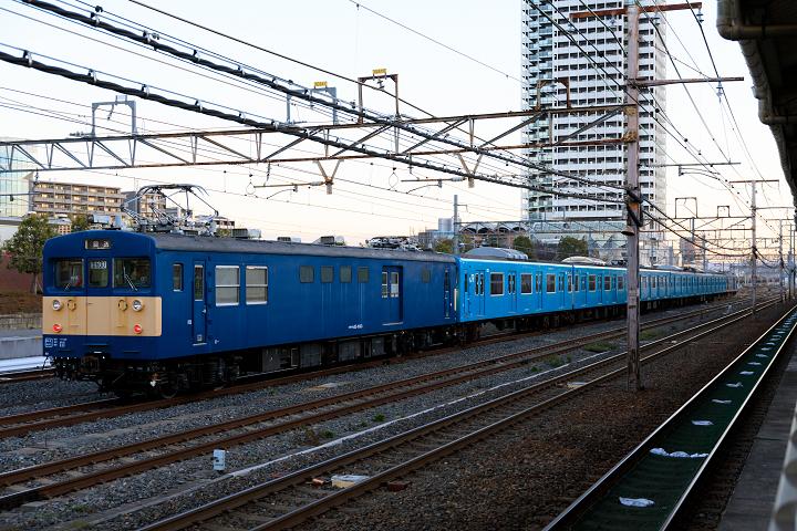 クモヤ145-981s