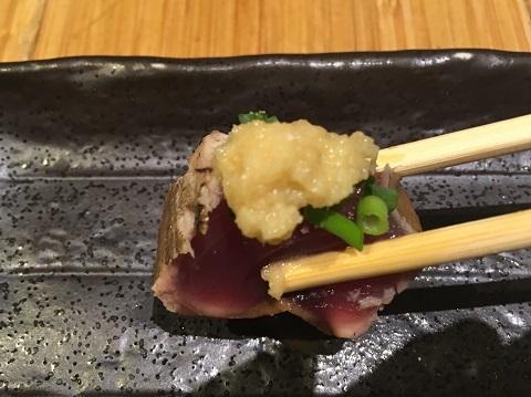 カツオ生姜