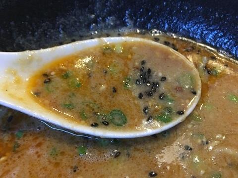 坦々スープ