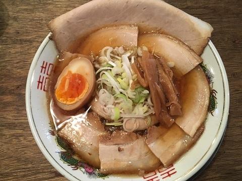 85チャーシュー麺