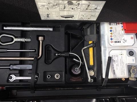 トランク工具