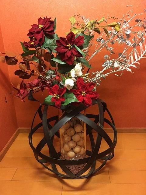 月亭生け花