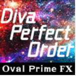 Oval Prime FX新商品Diva Perfect Order