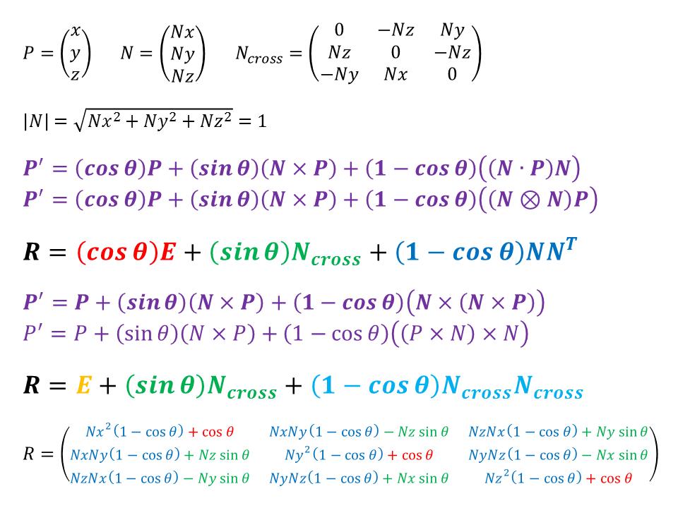 回転公式1