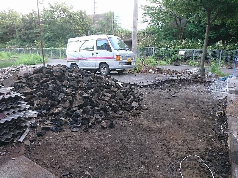 コンクリート廃材