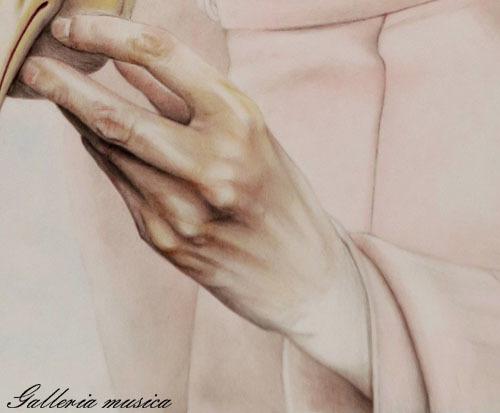 手を描く5