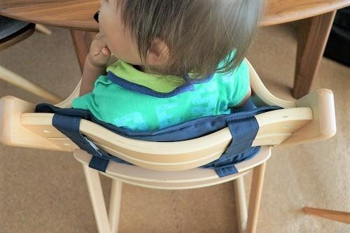 おすすめ子供用木製食事用ベビーチェアチェアクッション付