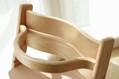 おすすめ子供用木製食事用ベビー椅子サイズ調整機能付き