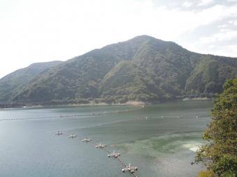 丹沢湖171009