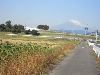 今日の富士山171026