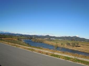 渡良瀬川サイクリングロード-2