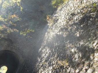 琴平トンネル171112