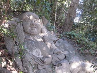 高津戸峡さわり171112