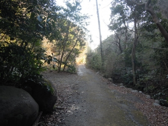 雲の隙間から光171116