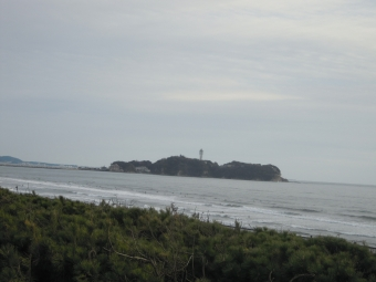 帰りに江の島171125