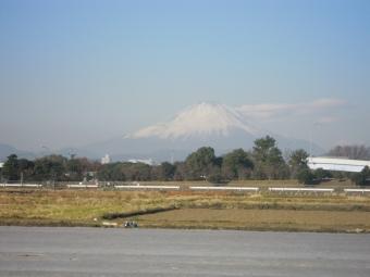 今日の富士山171129