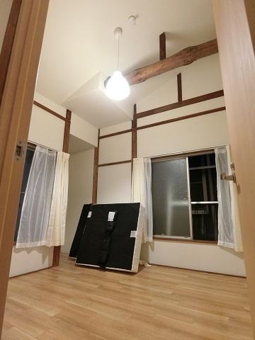 目白台シェアハウス2階個室7