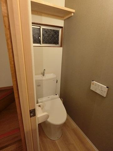 目白台シェアハウストイレ