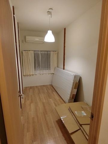 目白台シェアハウス個室2