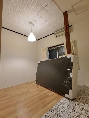 目白台シェアハウス個室3
