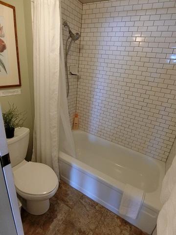 ワイキキスカイタワートイレ浴室