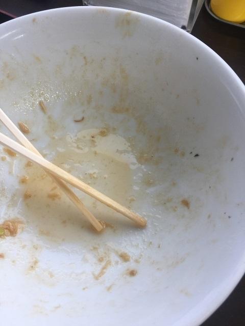 ラーメン 風林火山 酒田店 G麺2