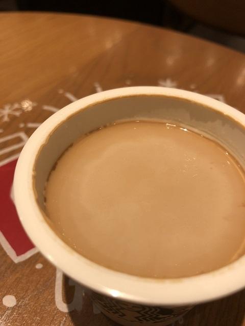 スターバックスコーヒージャパン ミルクティープリン2