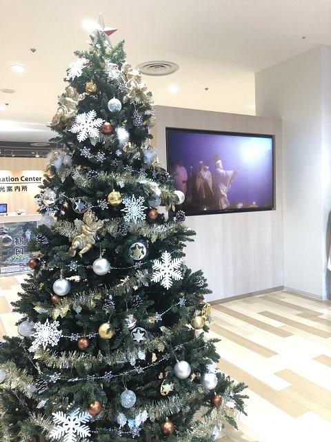 ファリナモーレ クリスマスツリー