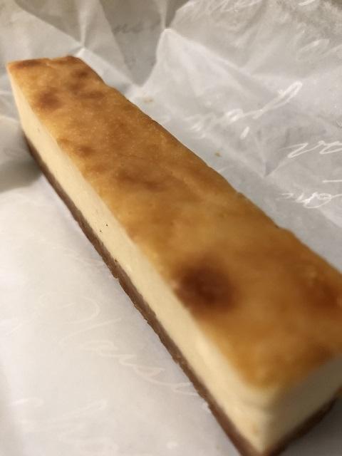 パティスリー ジョリジョリー スティックチーズ(プレーン)
