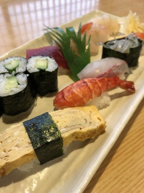 金寿司 寿司ランチ