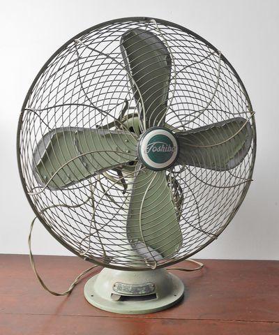 東芝 扇風機 1