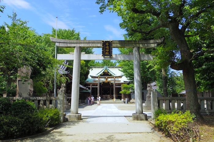 「牛嶋神社」