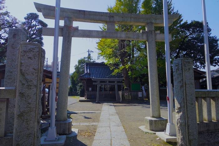 「千住柳原富士」―足立区有形民俗文化財―