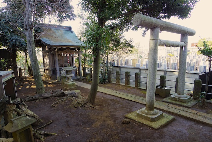 「玉川神社古墳」