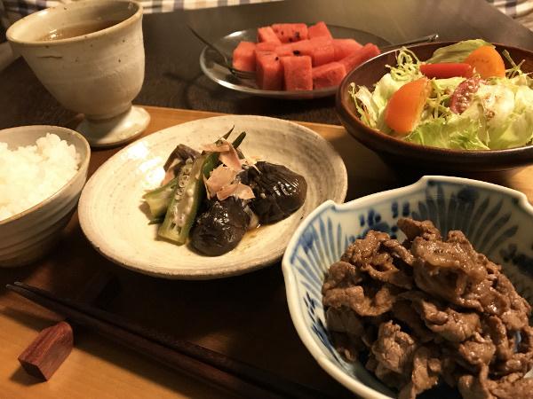 Aug09_焼き肉
