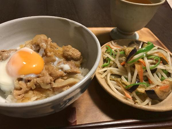 Sep19_豚丼