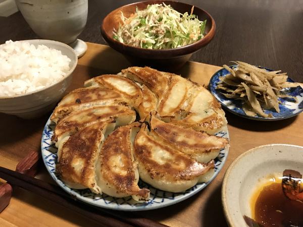 Sep22_焼き餃子