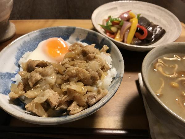 Sep26_豚丼