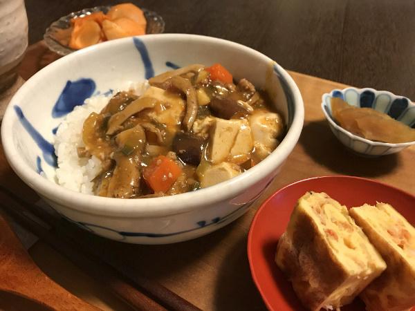 Oct24_麻婆豆腐丼