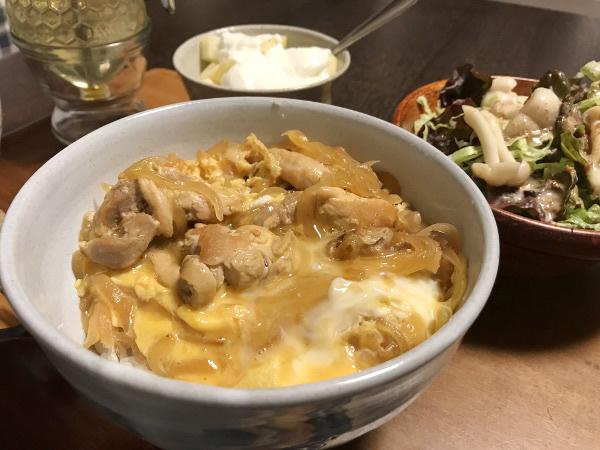 Nov23_親子丼