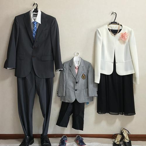 幼稚園の入園式、さてさて服装どうするか?②