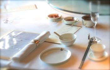 中国料理テーブルマナー1712093