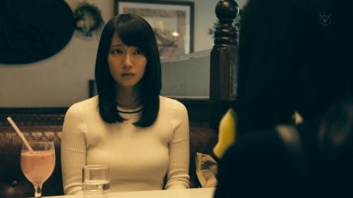 吉岡里帆とかいうスケベ女がまたテレビでデカパイ晒してた件