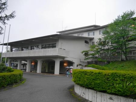 伊藤園ホテル草津の外観