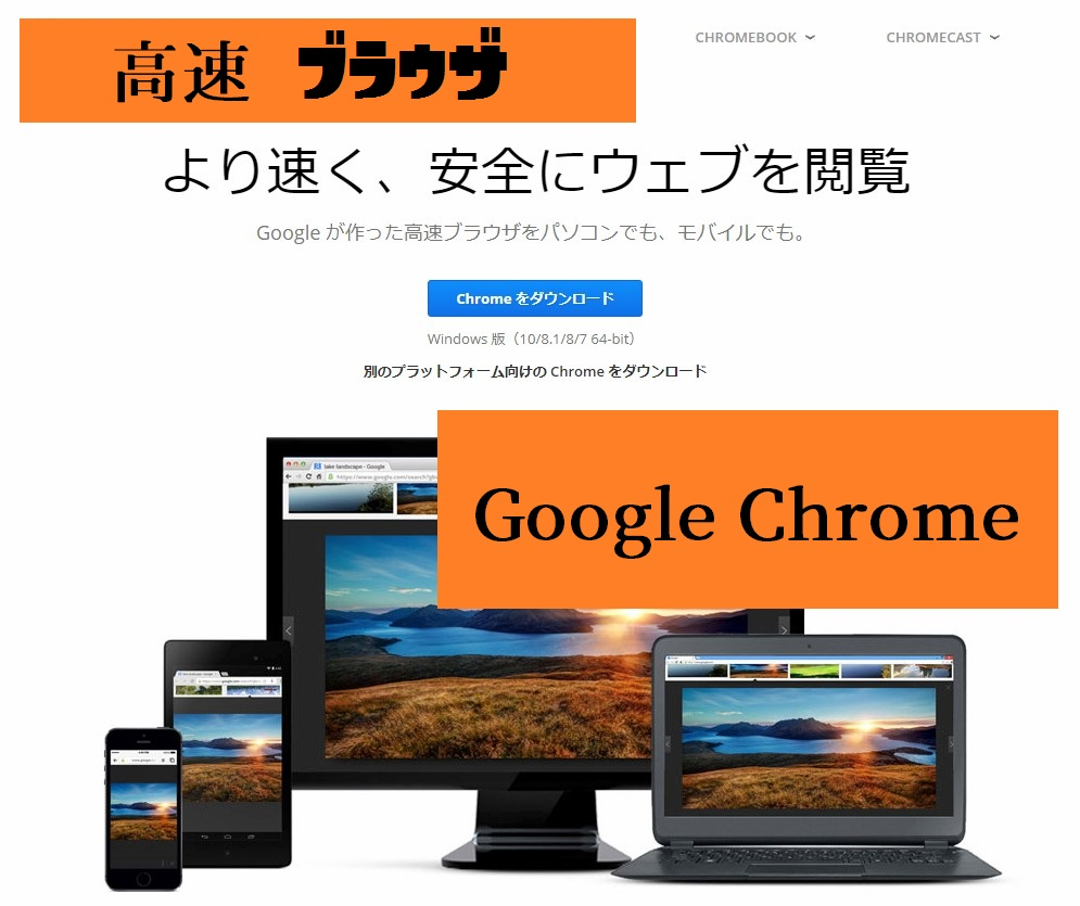 Google ChromeTOP1