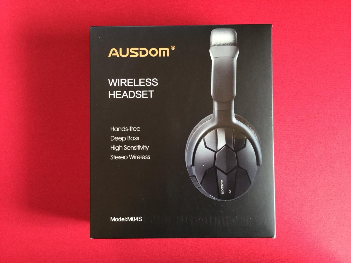 Bluetoothのヘッドホン03